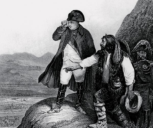 Фото №1 - Бонапарт и португальцы