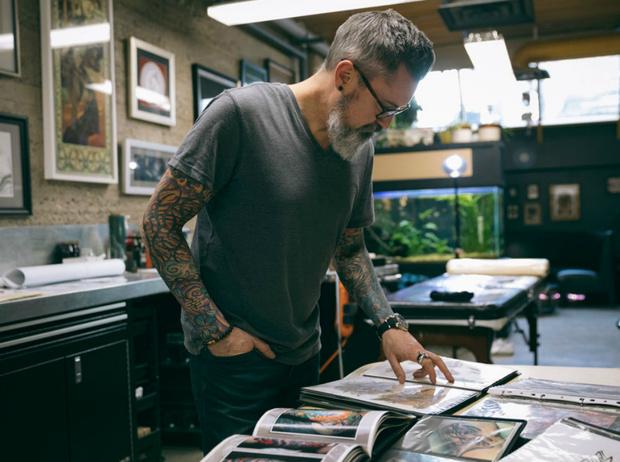 Фото №3 - Инструкция по применению: как жить с творческим мужчиной