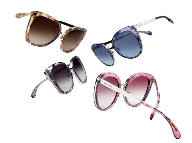 Фото №1 - Солнцезащитные очки от Chanel: безупречная элегантность этим летом