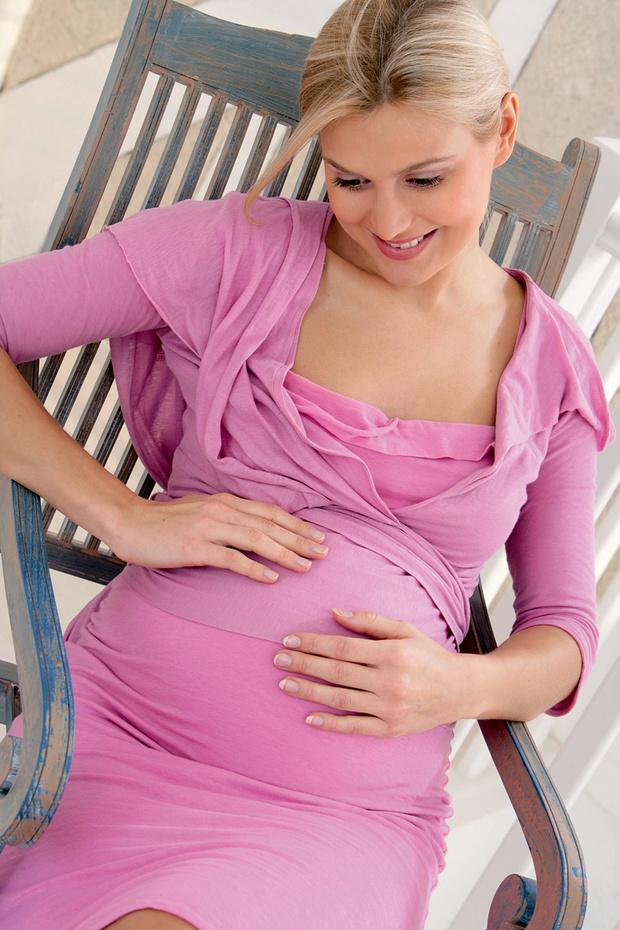 Фото №1 - Третий триместр беременности: до скорой встречи