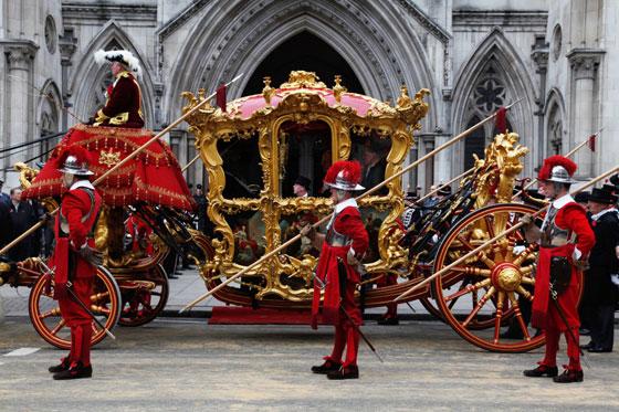 Фото №1 - Парад лорд-мэра