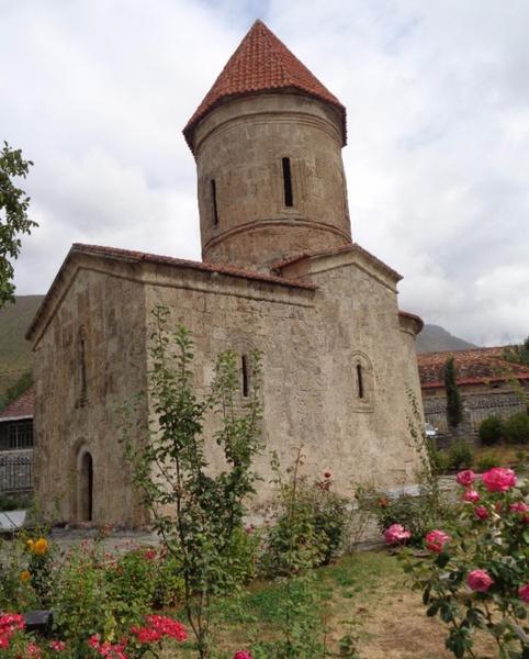 Церковь Святого Елисея в селе Нидж