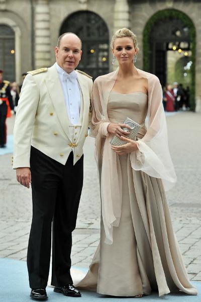 Фото №20 - Счастливы вместе: князь Альбер и княгиня Шарлен