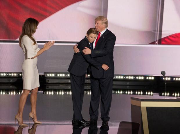 Фото №7 - Бэррон Трамп и еще 6 детей президентов США, которым досталось от СМИ