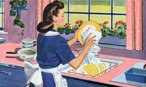Фото №2 - «Я сама все сделаю!»: как любимая жена превращается в домработницу