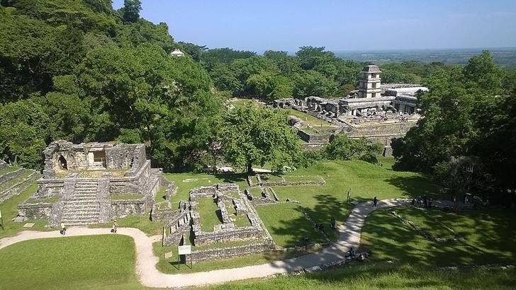 Фото №1 - Цивилизация майя повлияла на изменение климата