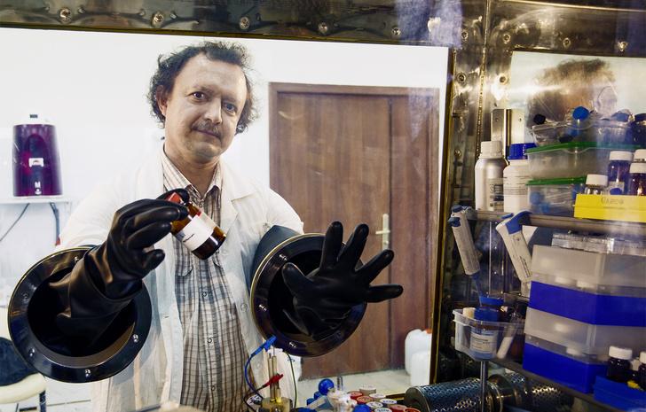 Фото №1 - Мозг месяца. Евгений Гудилин: «Плоды нанотехнологий у каждого в кармане»