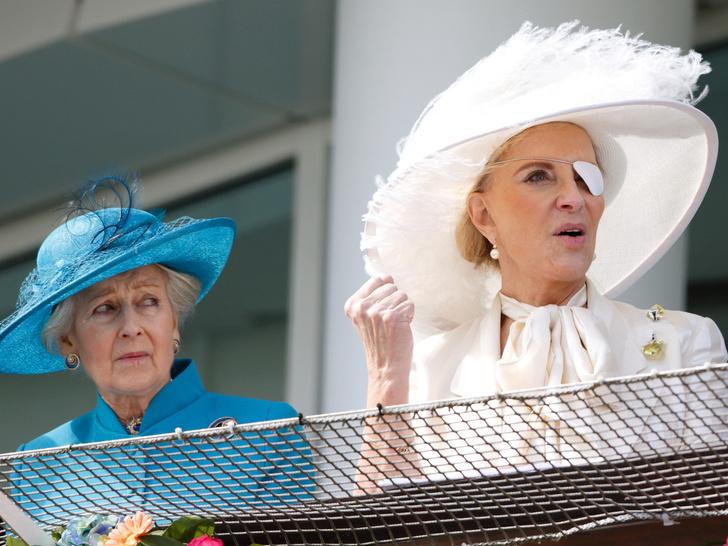 Фото №3 - Неисправимая «виндзорская нахалка»: еще один скандал с принцессой Майкл Кентской