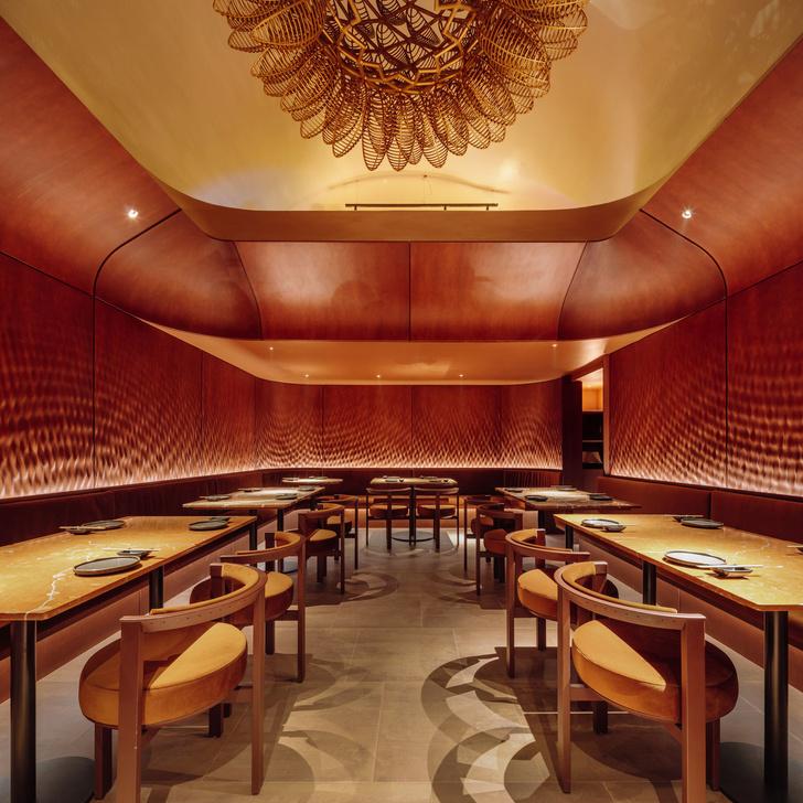 Фото №7 - Ресторан Nómada в терракотовых тонах