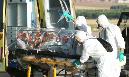 Фото №1 - Больница им. Боткина подготовила боксы для приема пациентов с лихорадкой Эбола