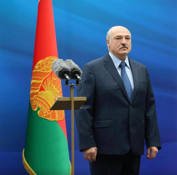 Фото №1 - Александр Лукашенко официально вступил в должность президента Беларуси