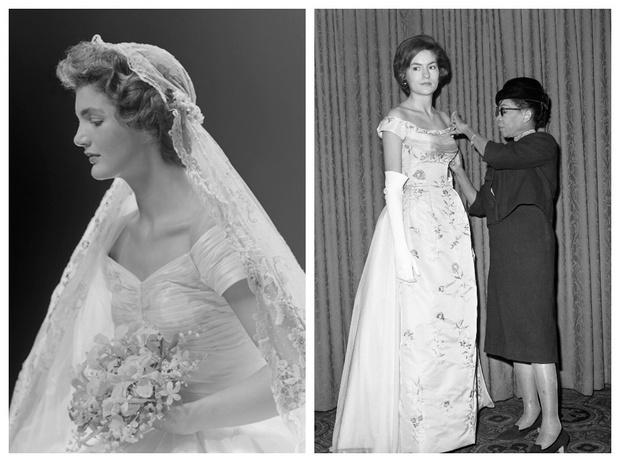 Фото №1 - Модная тайна Манхэттена: кем была Энн Лоу, автор свадебного наряда Джеки Кеннеди