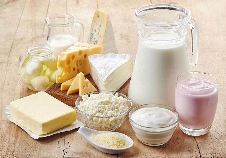молочные продукты молоко сыр