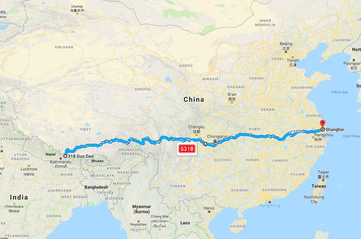 Фото №16 - Пересекая континенты: 8 самых длинных автодорог на планете