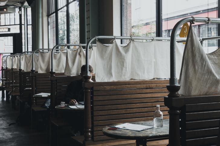 Фото №5 - Ресторан в универмаге XIX века в Лондоне