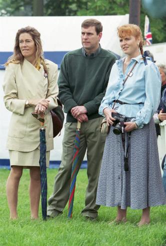 Фото №4 - Неизвестная драма Ферги: событие, изменившее жизнь герцогини Йоркской