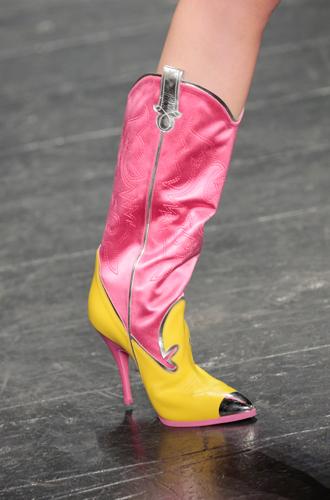Фото №47 - Самая модная обувь сезона осень-зима 16/17, часть 2