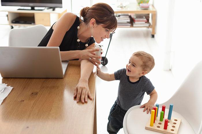 Фото №3 - 8 жизненно важных навыков, которыми следует овладеть работающей маме