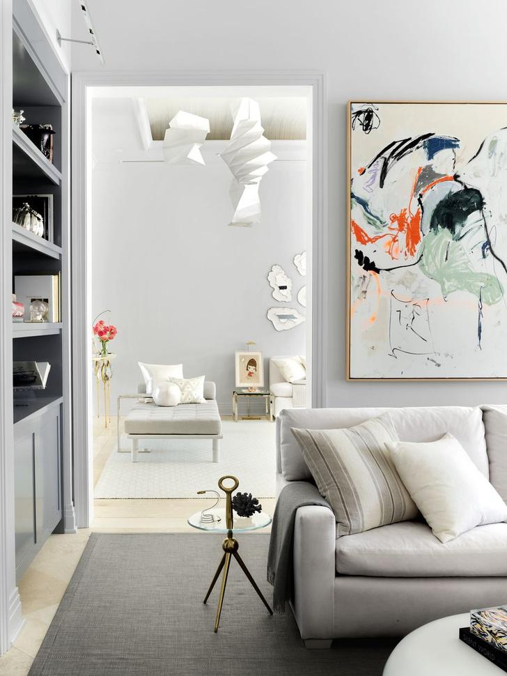 <p>Дом в Палм-Бич. Проект дизайнеров Джеймса Амана и Джона Микса. </p>