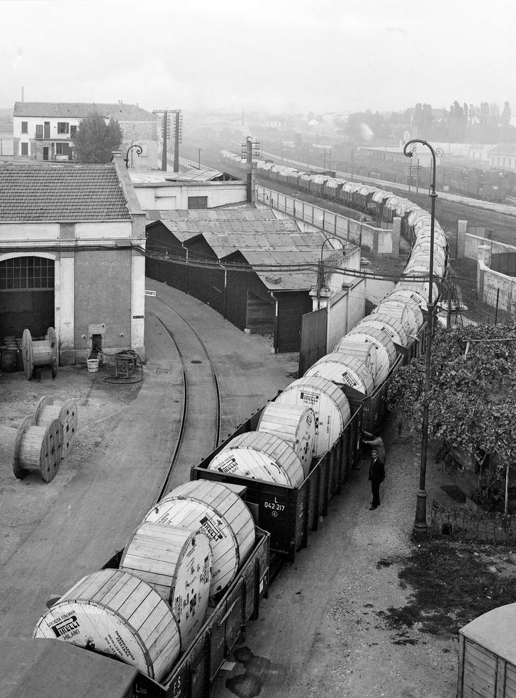 Фото №7 - Выставка «Индустриальная Италия 1920-1960» в МАММ