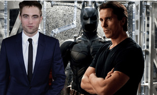 Кристиан Бейл дал неожиданный совет Роберту Паттинсону для роли Бэтмена
