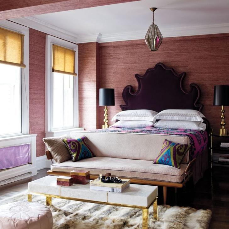 Фото №2 - 10 способов сделать вашу спальню роскошнее
