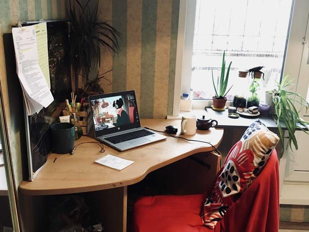 Фото №11 - Как обустроить рабочее место дома: советует редакция ELLE Girl
