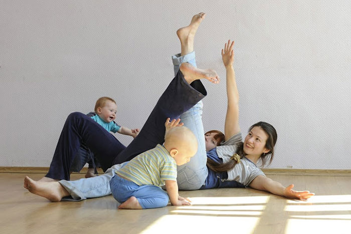 Фото №7 - Куда податься маме с малышом: самые модные и гостеприимные места Москвы