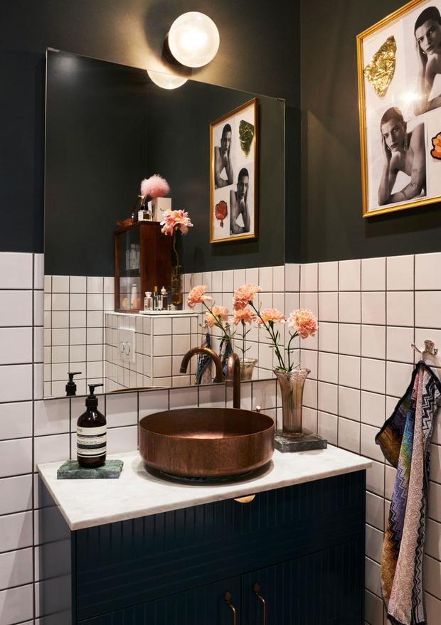 Фото №7 - Квартира с винтажной мебелью в Стокгольме