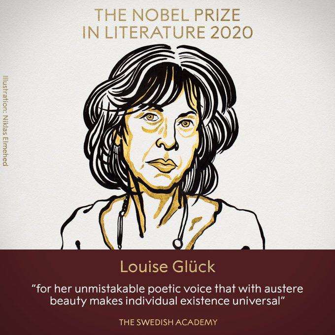 Фото №1 - Объявлен лауреат Нобелевской премии по литературе