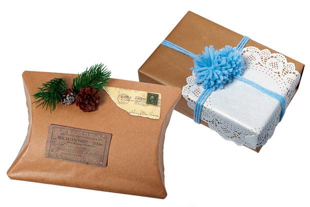 Фото №8 - Мастер-класс: Делаем открытку и упаковываем подарок