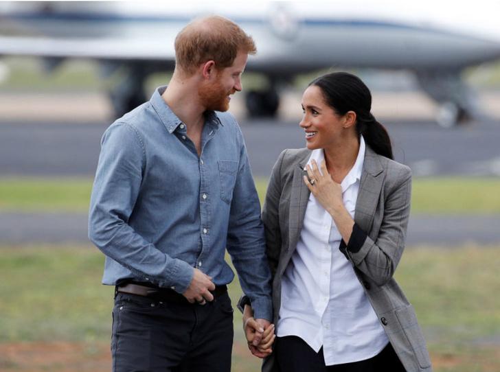 Фото №1 - Гарри-менеджер: в Сети обсуждают видео, на котором принц «выпрашивает» роль для Меган