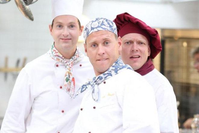 Фото №1 - Герои «Кухни» против закрытия сериала