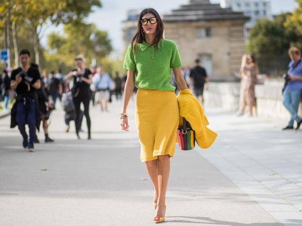 Фото №17 - Модная радуга: 10 самых смелых цветовых сочетаний, которые стоит попробовать