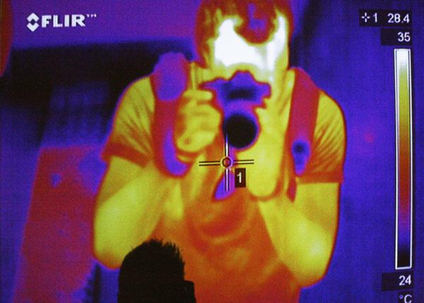 Фото №1 - Правила инфракрасной безопасности