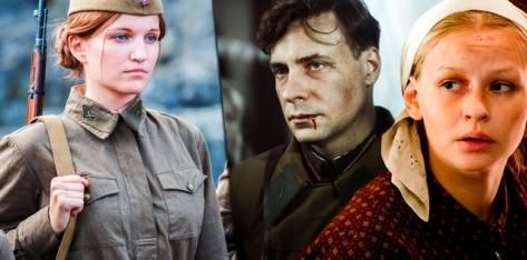 Фото №1 - Cовременные актеры, сыгравшие в знаковых фильмах о Великой Отечественной войне