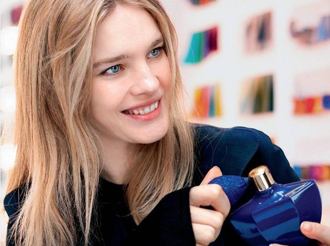 Фото №4 - Звезда Востока: Рождественская make-up коллекция Натальи Водяновой для Guerlain