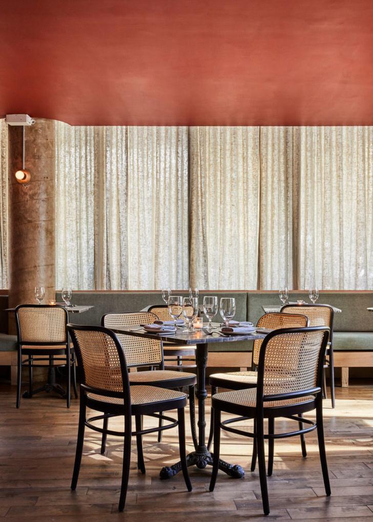 Фото №6 - Эклектичный ресторан Kimika в Нью-Йорке
