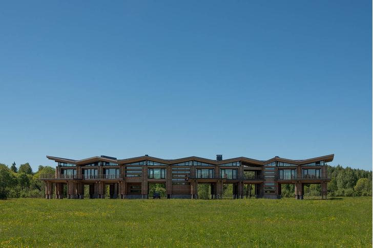 Фото №4 - «Воздушные дома» Архитектурной мастерской Белоусова
