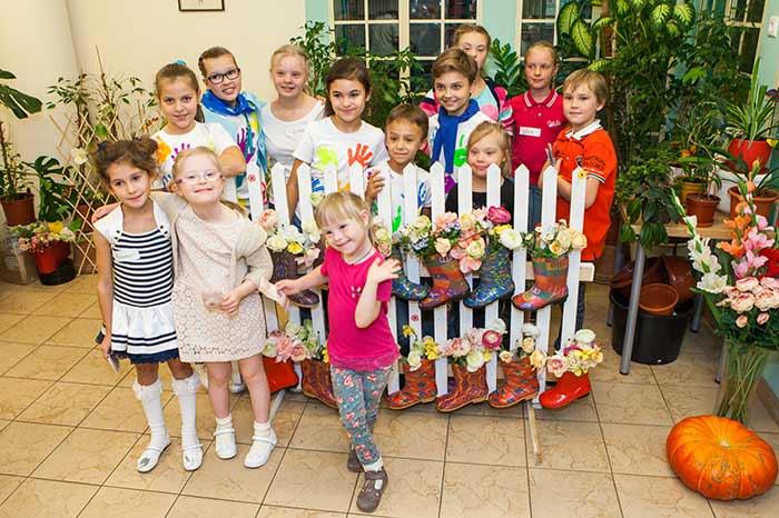 Фото №4 - «Непоседы» подарили праздник особенным детям