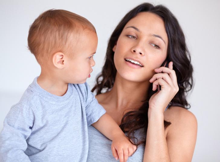 Фото №1 - Малыш не говорит: причины задержки развития речи