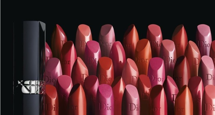 Dior, коллекция помад Rouge Dior