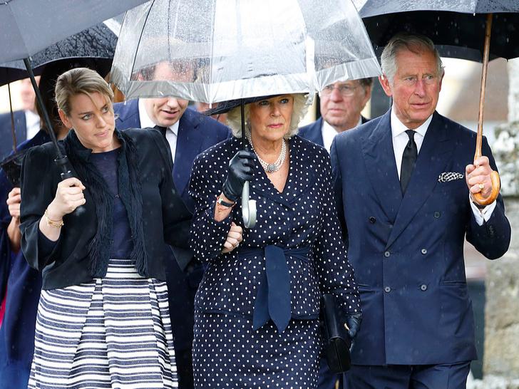 Фото №4 - Милость Короны: какой титул может получить дочь герцогини Камиллы