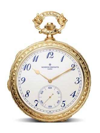 Фото №3 - Шедевр высокого часового искусства: Vacheron Constantin представил уникальные часы в единственном экземпляре
