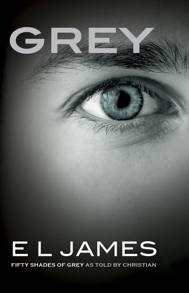 Обложка книги «Грей»