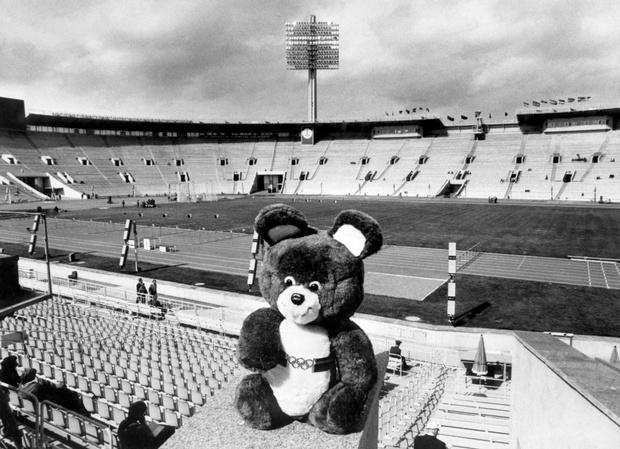 Фото №1 - Автор олимпийского Мишки: «У него во взгляде— достоинство»