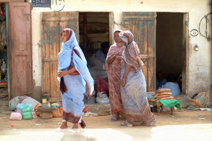Фото №3 - Почему вы с размером S никогда бы не вышли замуж в Мавритании