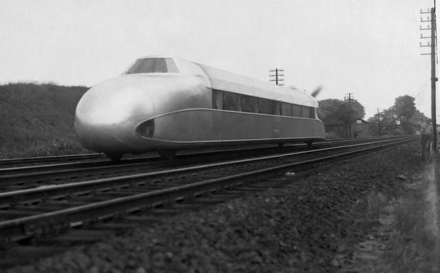 Фото №3 - История одной фотографии: «Рельсовый Цеппелин», июнь 1931