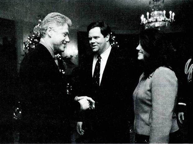 Фото №2 - Клинтон и Левински: новый взгляд на громкий сексуальный скандал