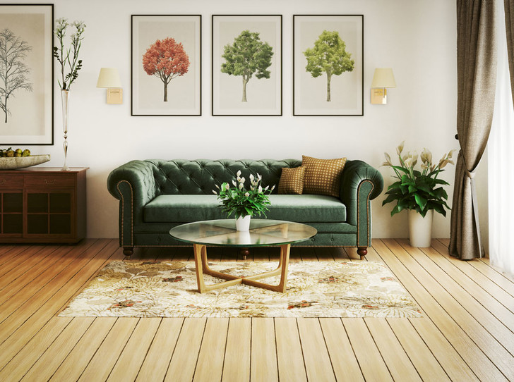 Фото №6 - Как картины влияют на энергетику дома согласно фэн-шуй